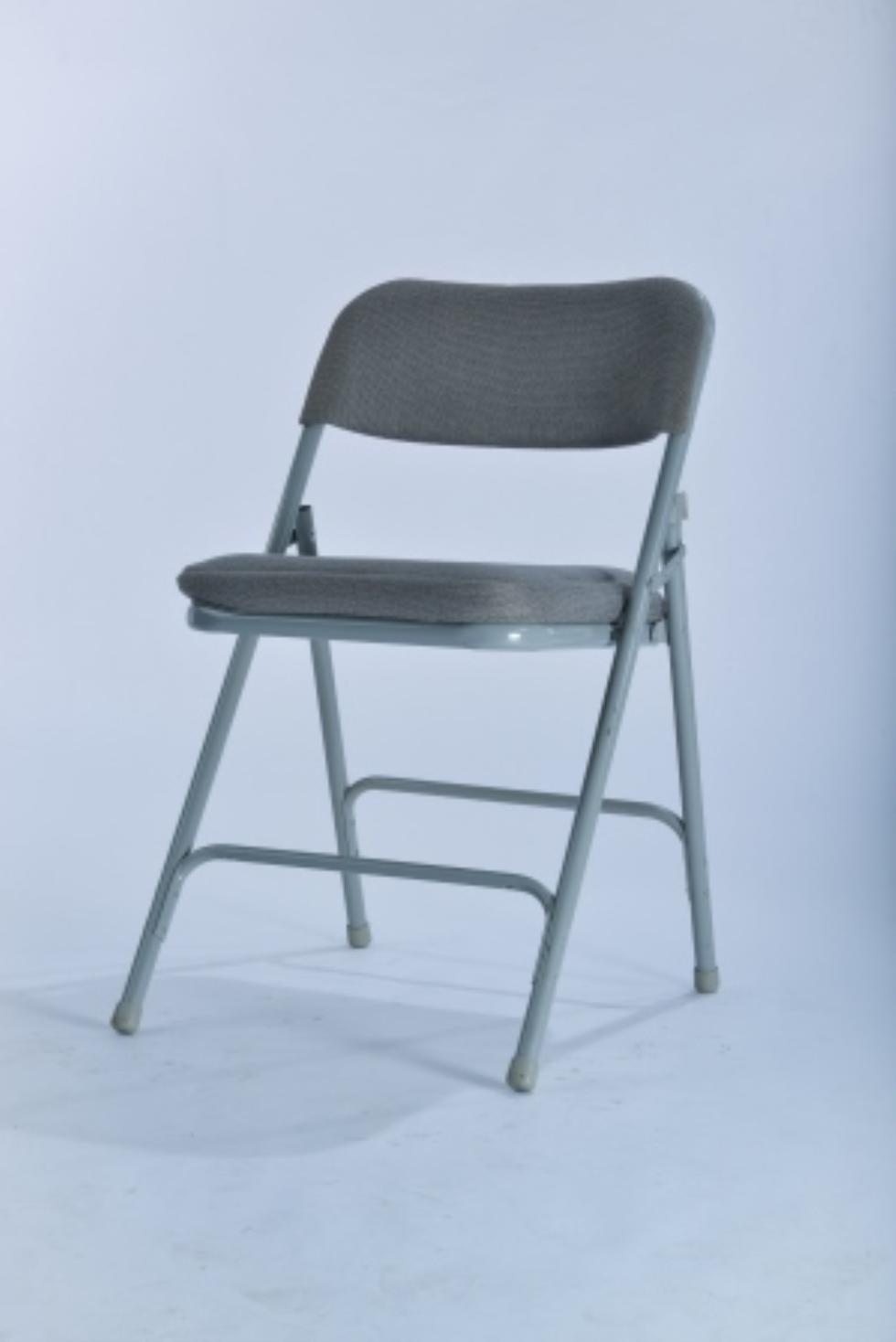 Marianne s Rentals Grey Padded Conference Chair Rentals