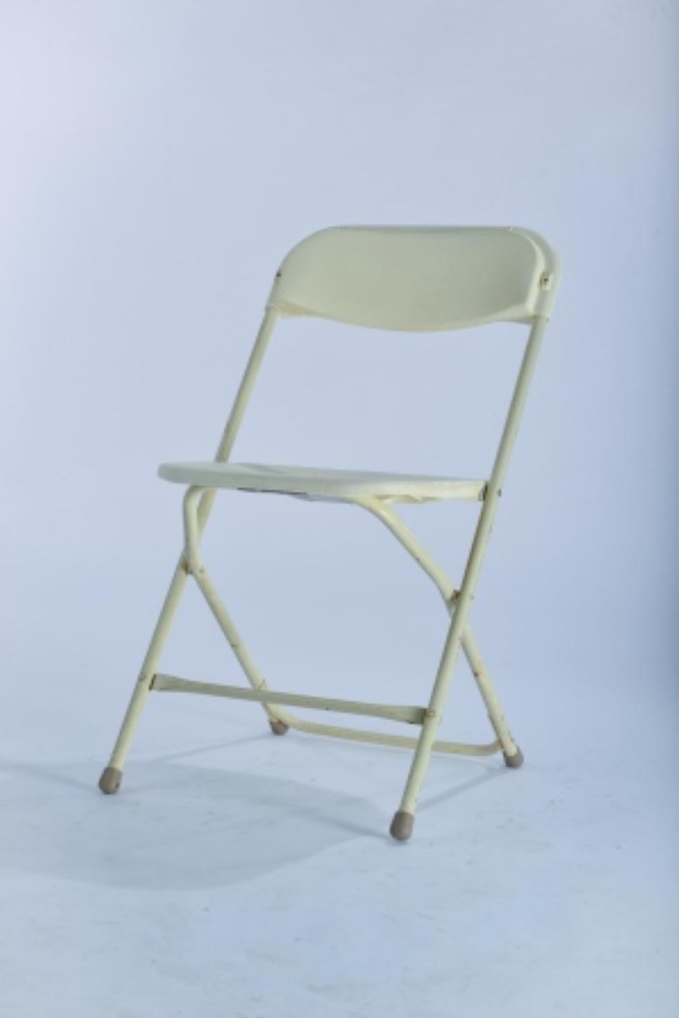 Marianne s Rentals Samsonite Folding Chair f White Rentals